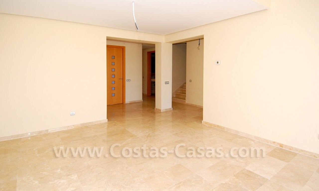 Penthouse appartement te koop in Golfresort te Mijas, Costa del Sol 5