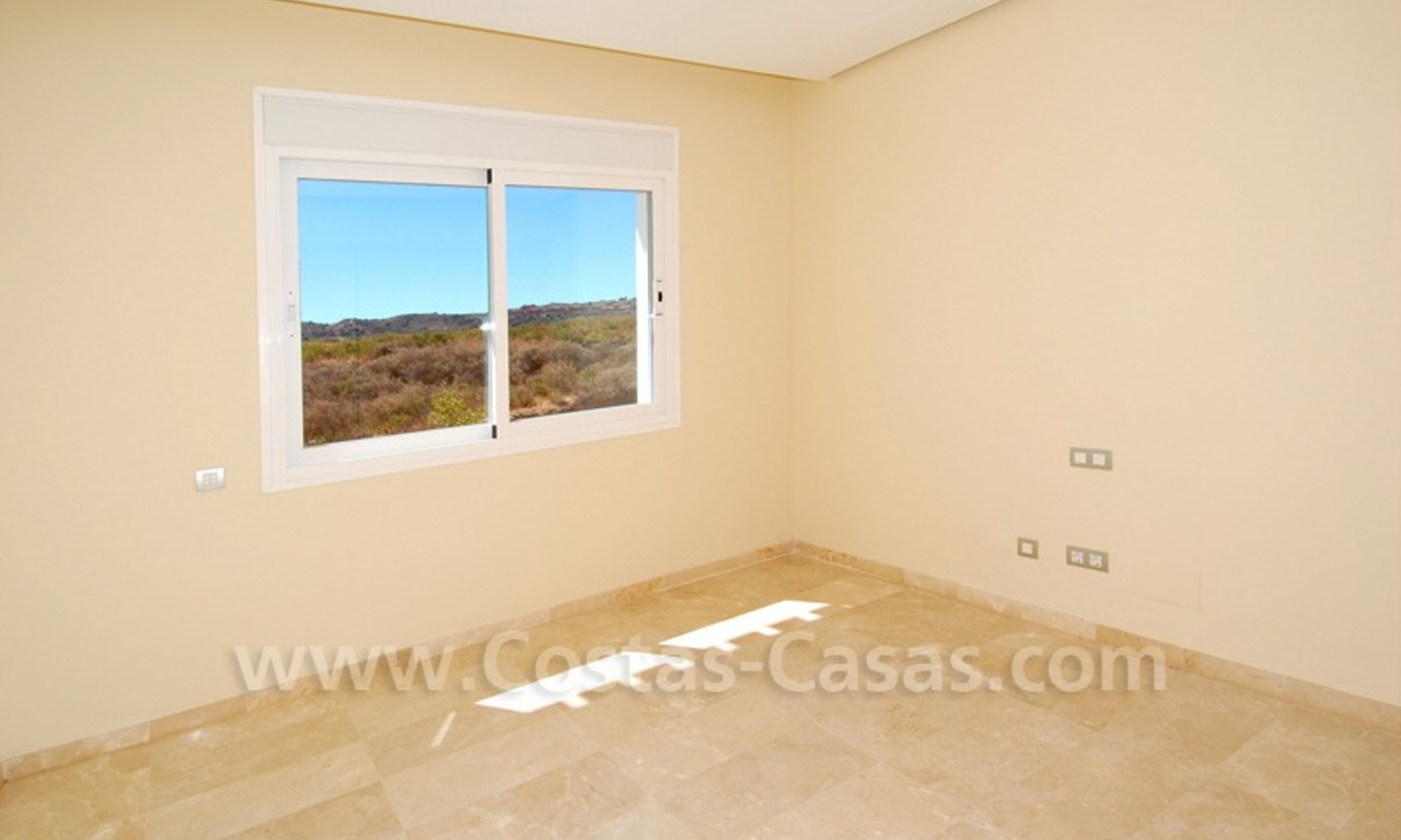 Penthouse appartement te koop in Golfresort te Mijas, Costa del Sol 8