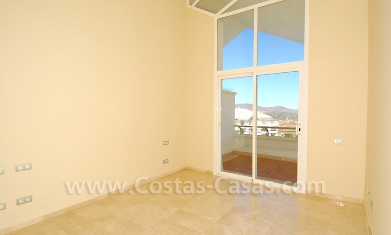 Penthouse appartement te koop in Golfresort te Mijas, Costa del Sol 7