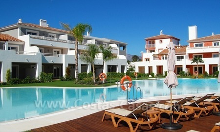 Bargain townhouses te koop, New Golden Mile, Marbella - Estepona 2