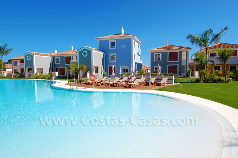 Bargain townhouses te koop, New Golden Mile, Marbella - Estepona