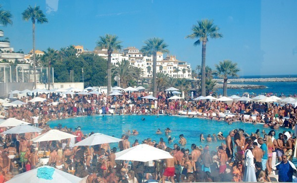 Ocean Club in Puerto Banus - Marbella - Aug.2012 by Costas & Casas