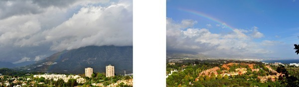Marbella somewhere over the rainbow by costas & casas