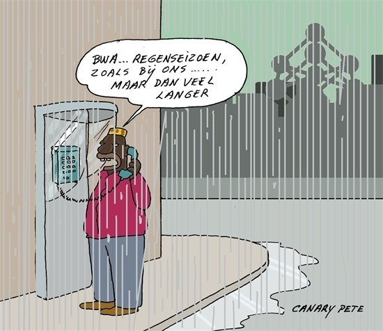 cartoon gazet van antwerpen