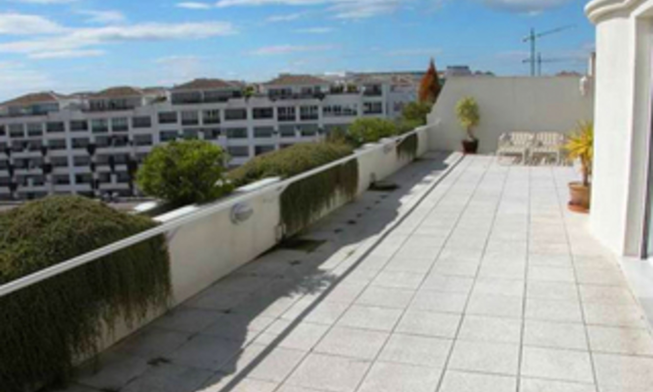 Penthouse appartement te koop / apartment for sale - Puerto Banus, Marbella 14