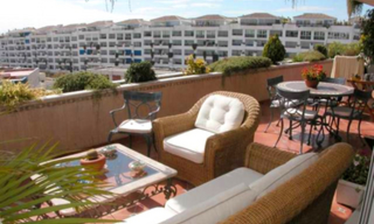 Penthouse appartement te koop / apartment for sale - Puerto Banus, Marbella 7