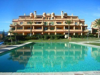 Golf appartement te koop in Four Seasons, Los Flamingos golf resort - Benahavis - Marbella - Estepona
