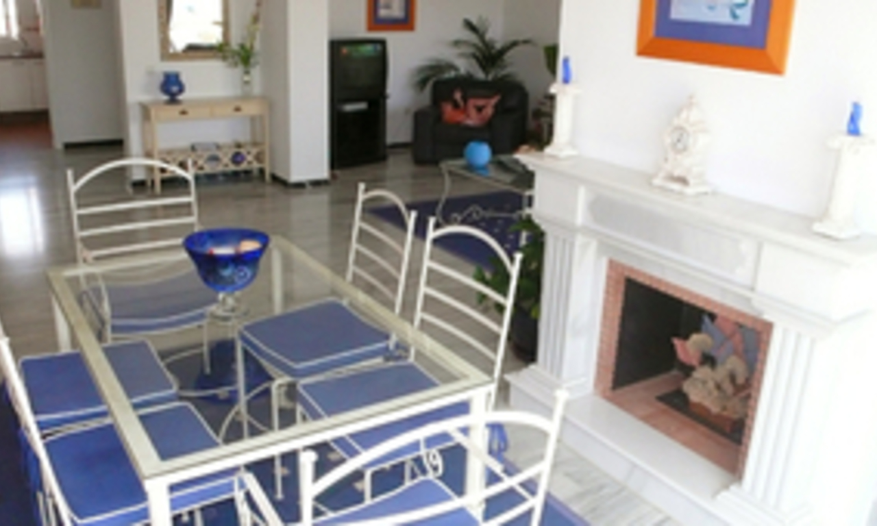 Beachside Penthouse appartement te koop, Puerto Banus, Marbella 5