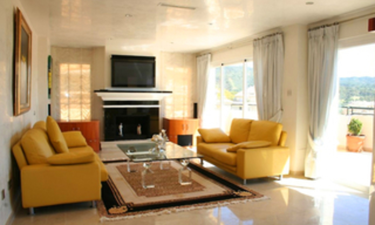 Penthouse en appartement te koop in Elviria, Marbella 4