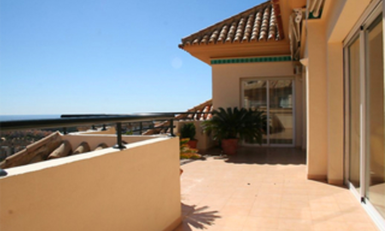 Penthouse en appartement te koop in Elviria, Marbella 2