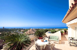 Penthouse en appartement te koop in Elviria, Marbella