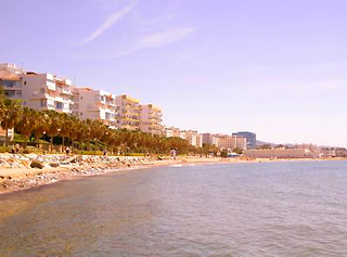 Beachfront appartement te koop, Marbella centrum