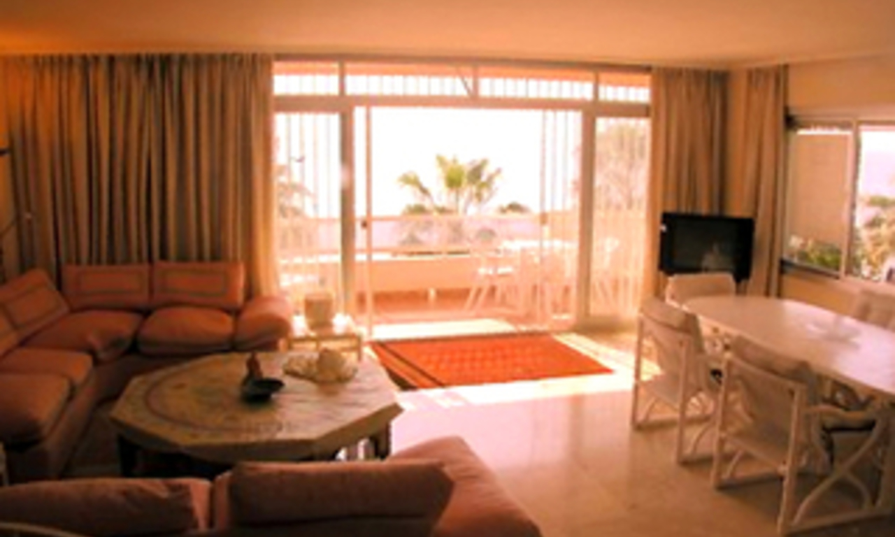 Beachfront appartement te koop, Marbella centrum 4
