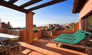 Bargain Beachfront Penthouse appartement te koop, New Golden Mile, Marbella - Estepona. 1