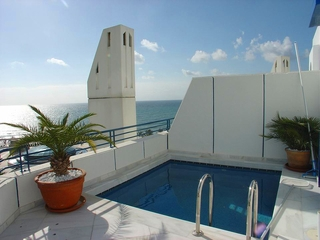 Luxe Penthouse appartement te koop in Marbella centrum