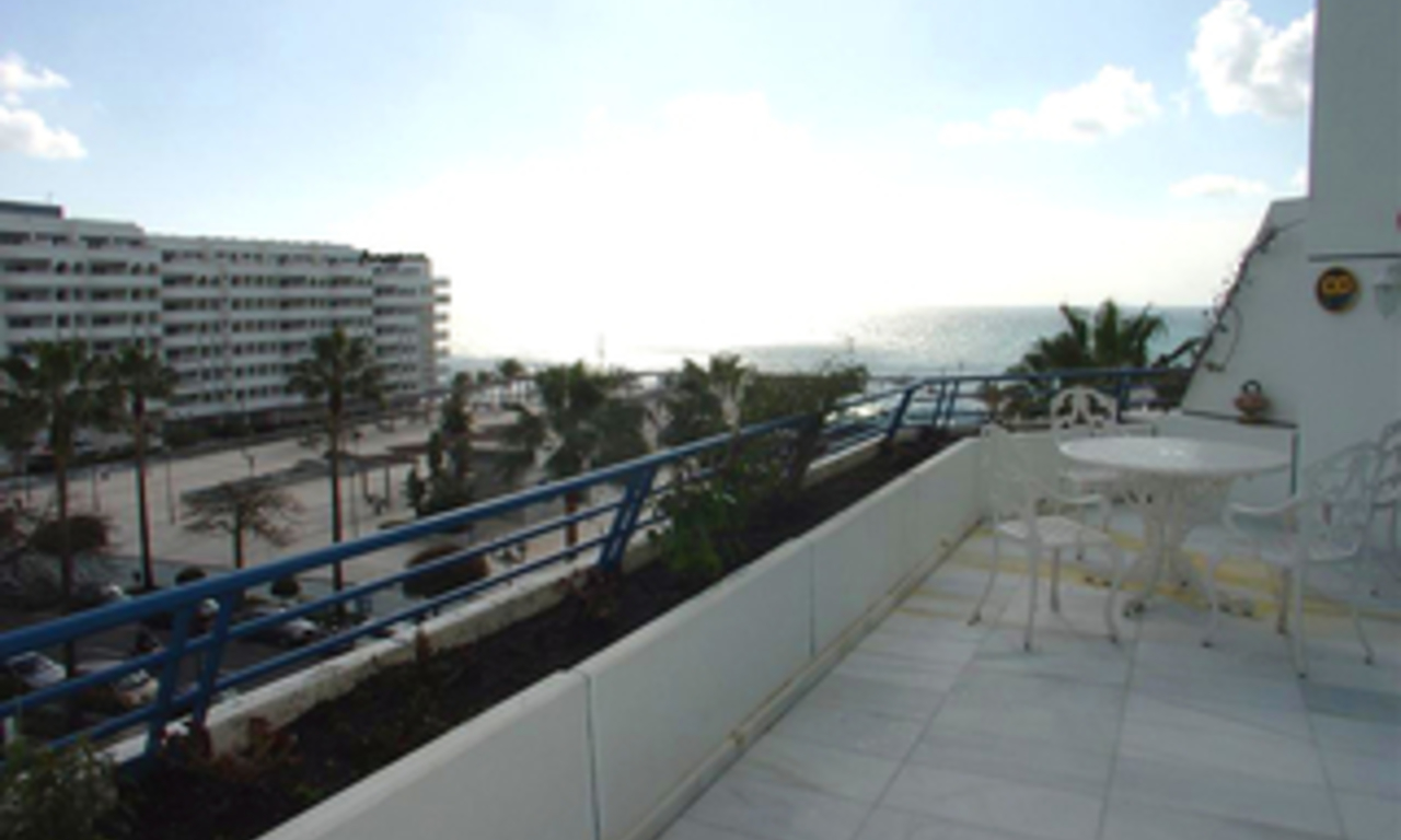 Luxe Penthouse appartement te koop in Marbella centrum 2