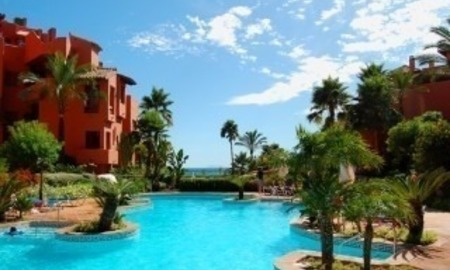 Bargain Beachfront Penthouse appartement te koop, New Golden Mile, Marbella - Estepona. 12