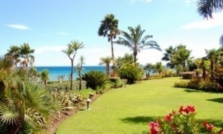 Bargain Beachfront Penthouse appartement te koop, New Golden Mile, Marbella - Estepona. 14