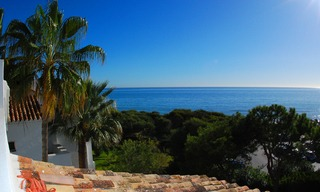Beachfront penthouse appartement te koop in Elviria, East Marbella 10