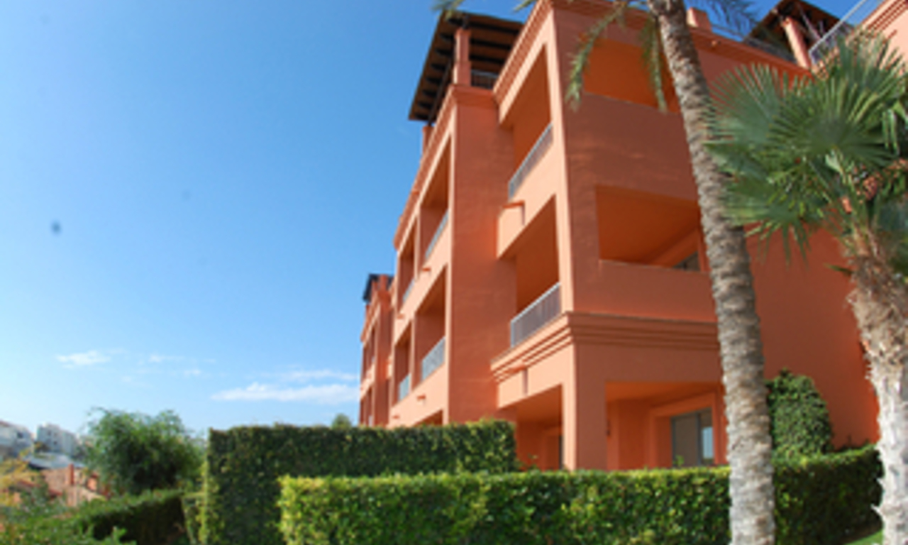 Luxe appartement te koop, Golf resort, Marbella - Benahavis - Estepona 16
