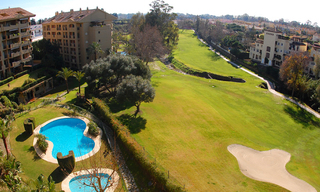 Marbella for sale: frontline golf penthouse te koop in Marbella 0