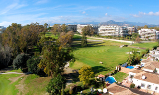 Marbella for sale: frontline golf penthouse te koop in Marbella 2