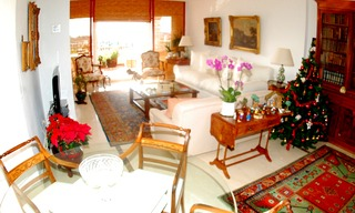Marbella for sale: Penthouse appartement te koop in Nueva Andalucia - Marbella 3