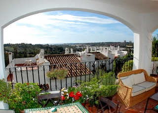 Marbella for sale: Penthouse appartement te koop in Nueva Andalucia - Marbella