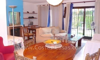 Beachside townhouse te koop in Marbella 3
