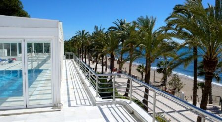 Koopje! Luxe penthouse appartement te koop, beachfront Golden Mile - Marbella centrum 2