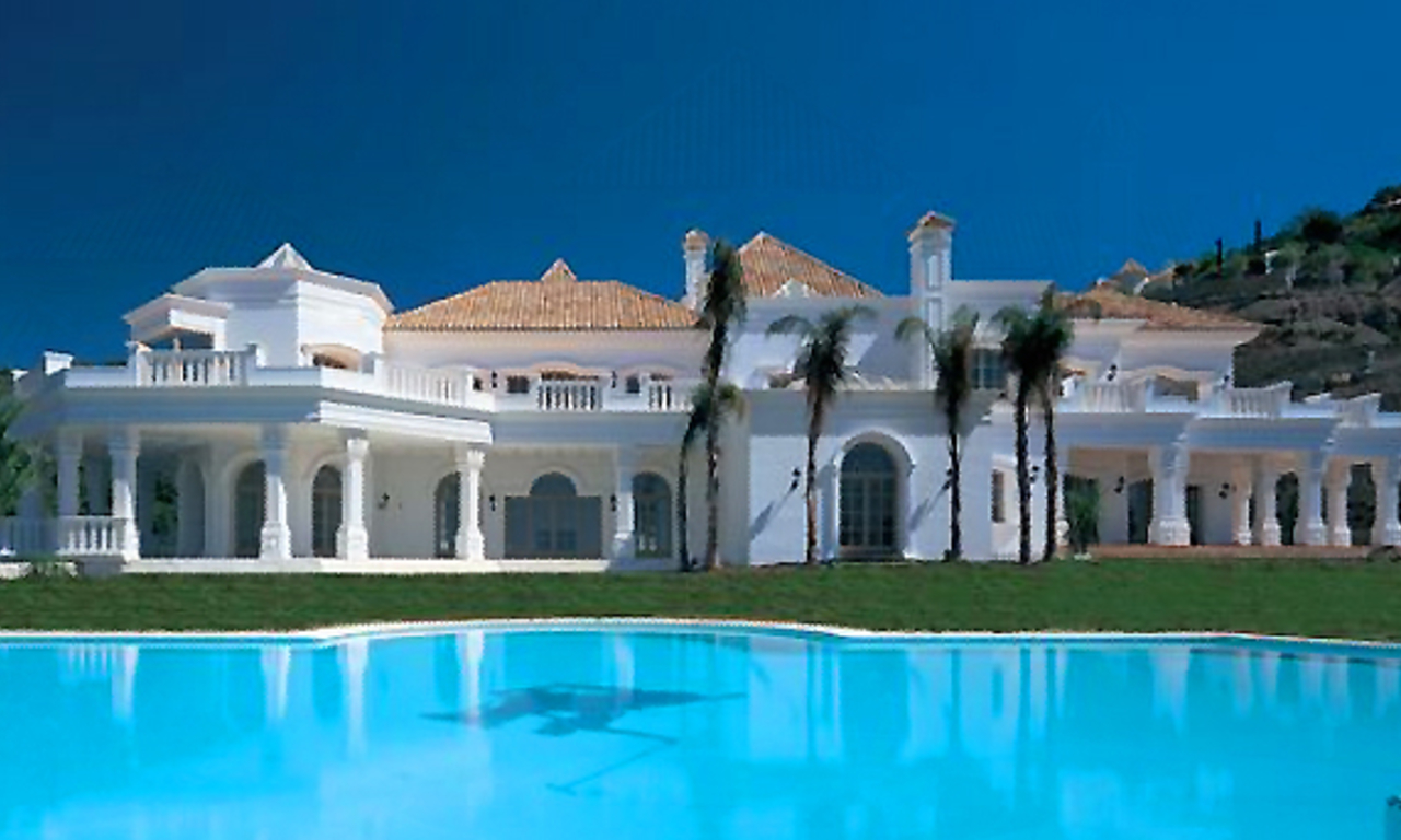 Grand Villa property for sale / te koop, La Zagaleta, Marbella - Benahavis 2