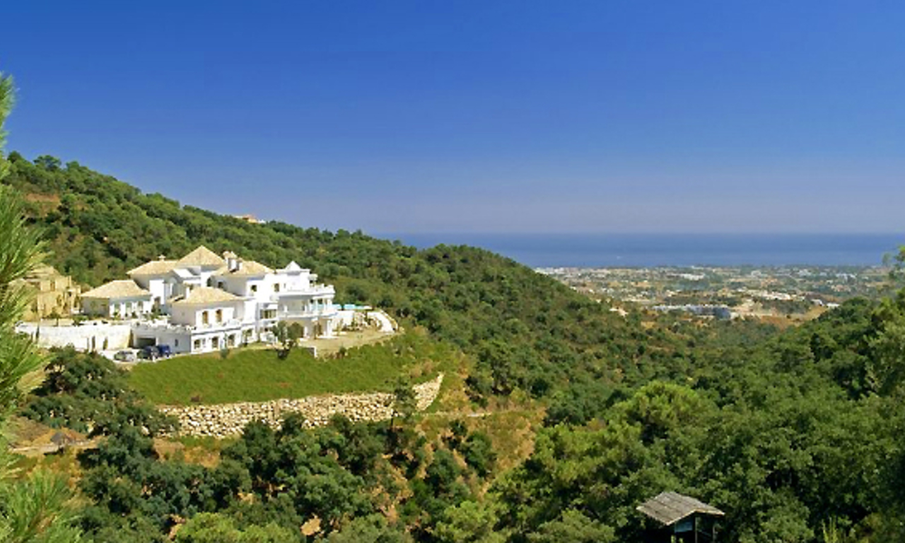 Grand Villa property for sale / te koop, La Zagaleta, Marbella - Benahavis 1