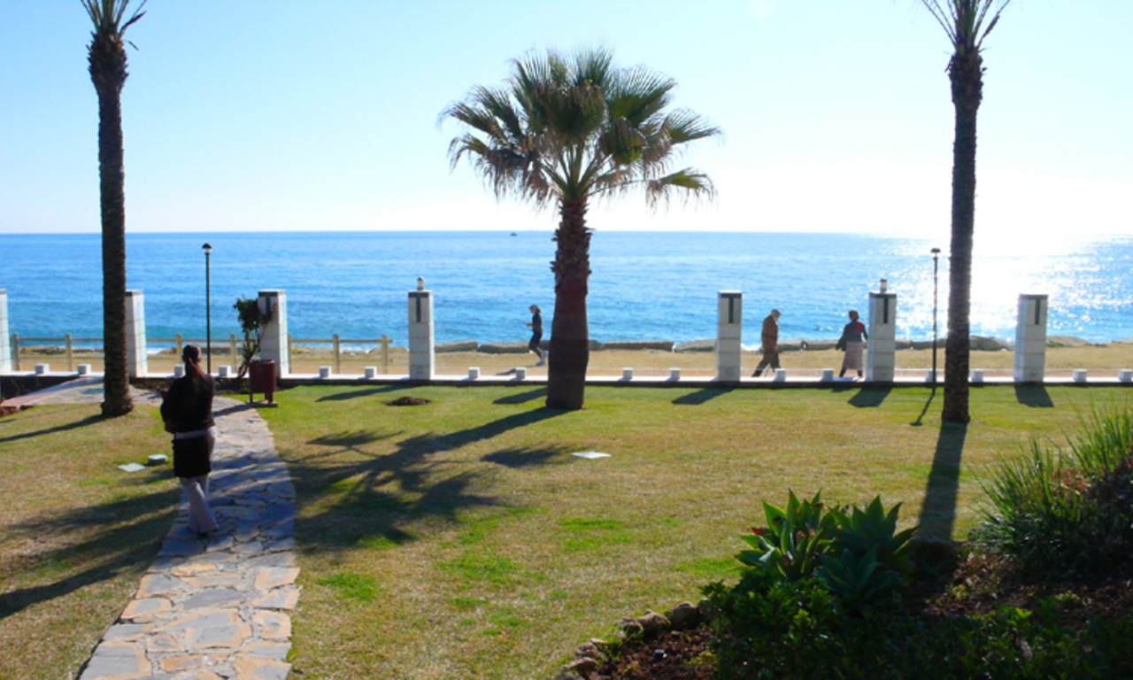 Beachfront appartement te koop, Golden Mile, Marbella 3