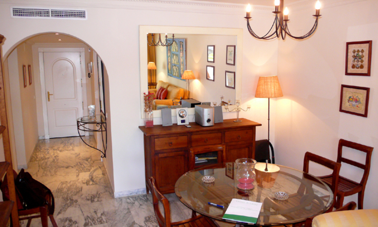 Beachfront appartement te koop, Golden Mile, Marbella 12