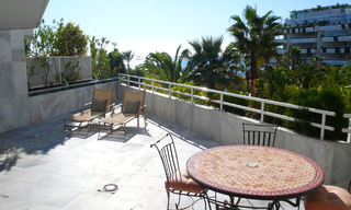Beachfront appartement te koop, Golden Mile, Marbella 7