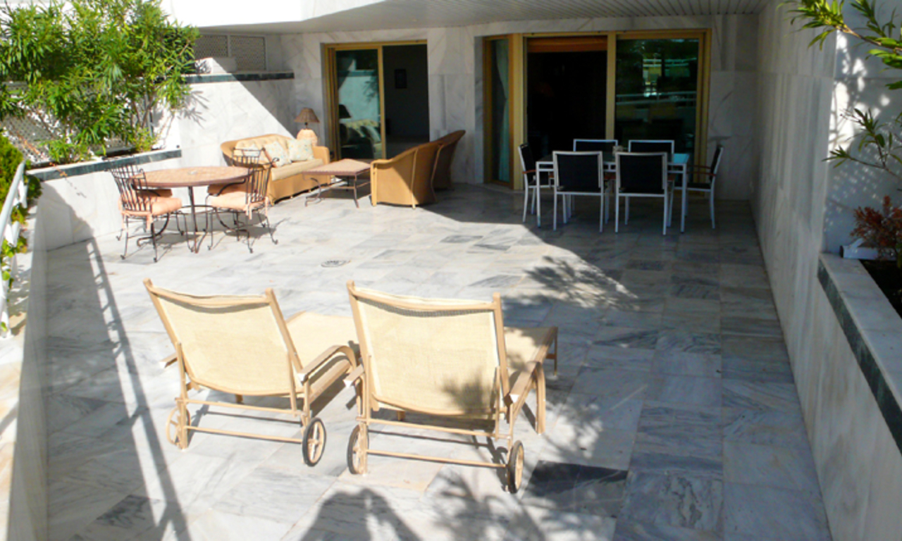 Beachfront appartement te koop, Golden Mile, Marbella 8