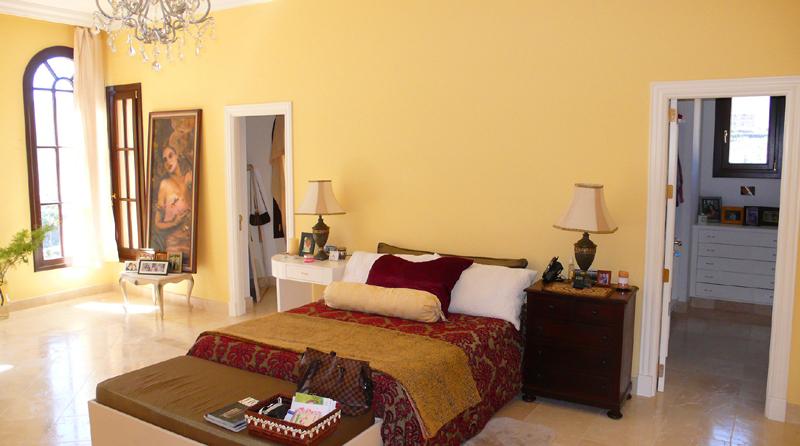 Bargain nieuwe luxe villa te koop la zagaleta benahavis marbella - Plan slaapkamer kleedkamer ...