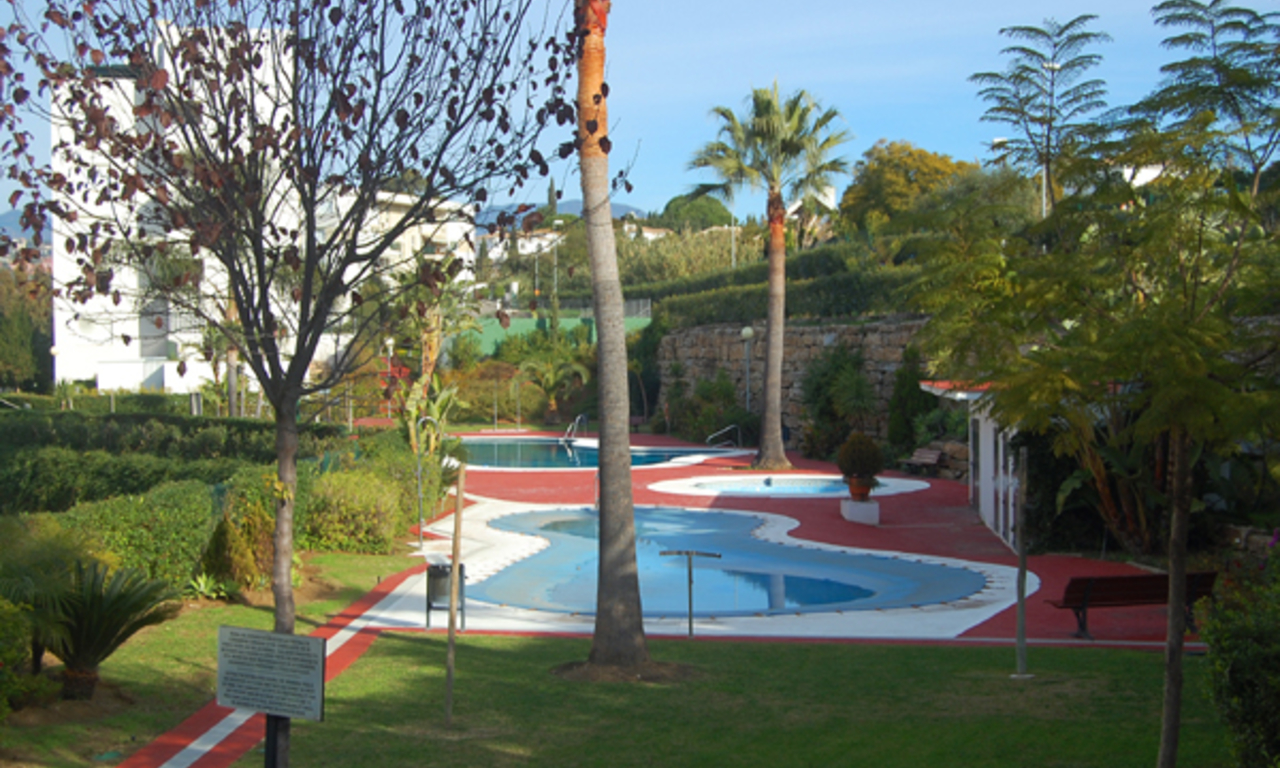 Frontline golf appartement te koop, Marbella - Benahavis 7