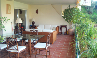 Frontline golf appartement te koop, Marbella - Benahavis 2