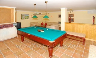 Beachside villa te koop in Elviria, Marbella 22