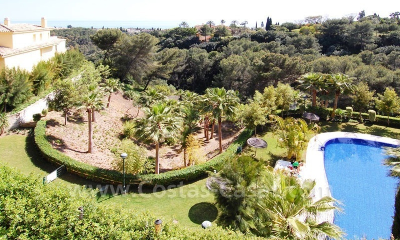 Distressed sale – luxe appartement te koop in Sierra Blanca te Marbella 0