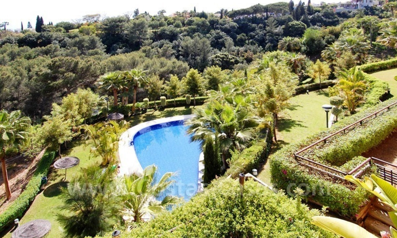 Distressed sale – luxe appartement te koop in Sierra Blanca te Marbella 1
