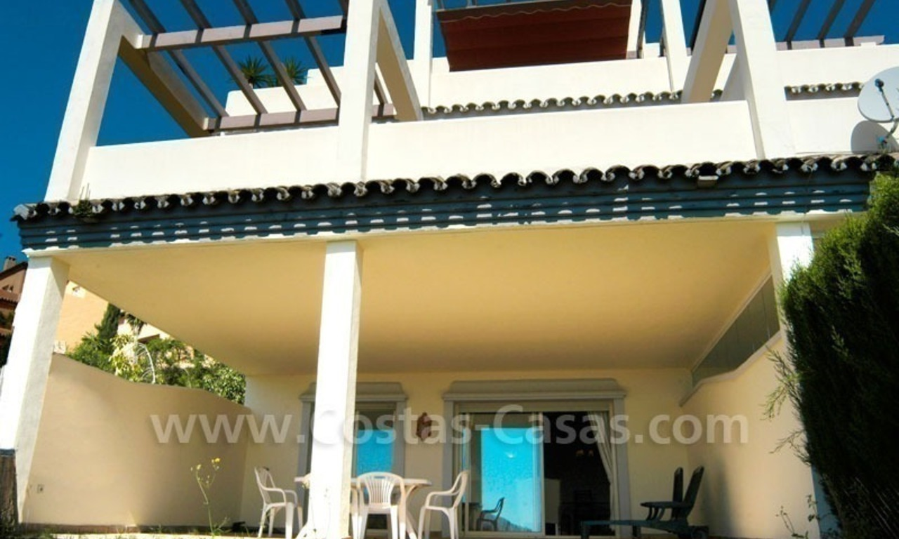 Bargain appartement te koop in Marbella Nueva Andalucia 3