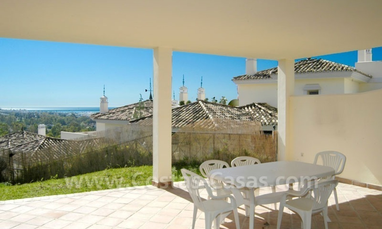 Bargain appartement te koop in Marbella Nueva Andalucia 0