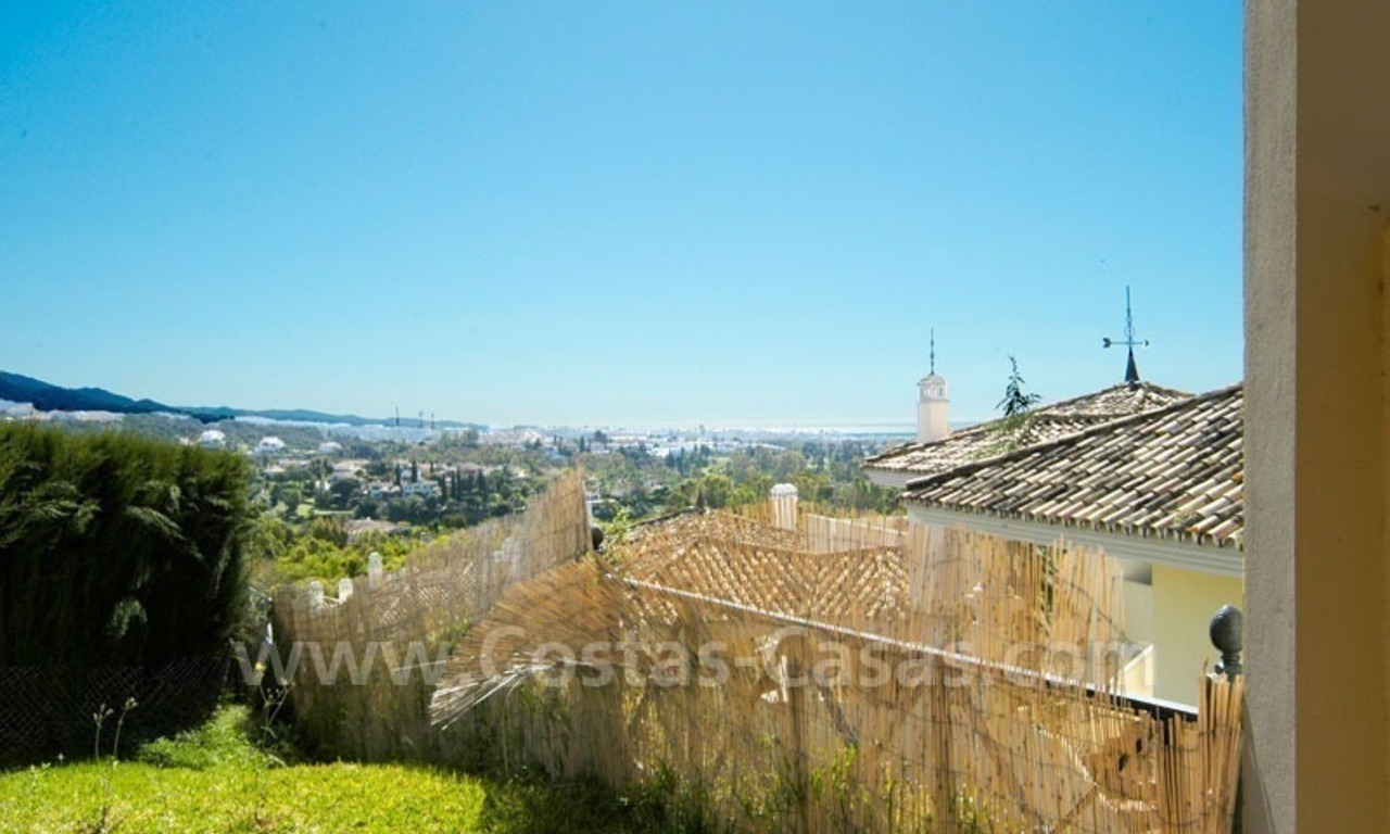 Bargain appartement te koop in Marbella Nueva Andalucia 1