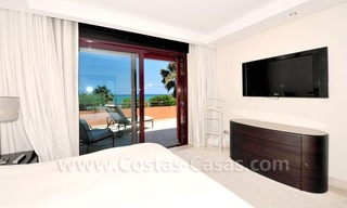 Luxe beachfront appartement te koop in Malibu, Puerto Banus, Marbella 14