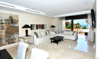 Luxe beachfront appartement te koop in Malibu, Puerto Banus, Marbella 12