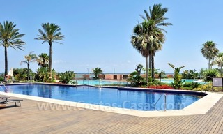 Luxe beachfront appartement te koop in Malibu, Puerto Banus, Marbella 24