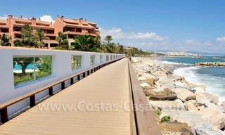 Luxe beachfront appartement te koop in Malibu, Puerto Banus, Marbella 29