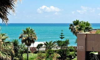 Luxe beachfront appartement te koop in Malibu, Puerto Banus, Marbella 4